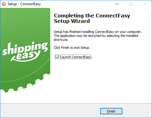Connect Easy Client Install