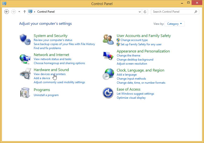 Remote Printing to a DYMO Printer – Windows 8 | PrintNode