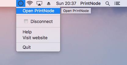 Remote Printing to a Zebra Printer – macOS / OS X   PrintNode